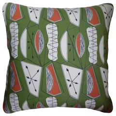 Vintage Cushions, Luxury Bespoke Made Pillow 'Intermezzo', Made in London
