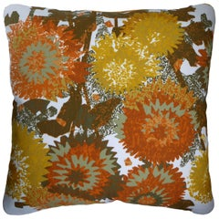 'Vintage Cushions' Luxury Bespoke-Made Pillow 'Miranda', Made in London