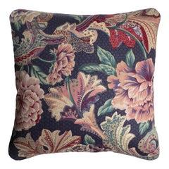 'Vintage Cushions' Luxury Bespoke Midcentury Pillow 'Mardi Gras', Made in London