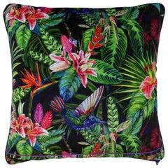 Vintage Cushions, Luxury Bespoke Pillow 'Stargazer', Made in London