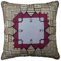 Vintage Cushions Luxury Bespoke Pillow 'The Liberty Building', Made in England