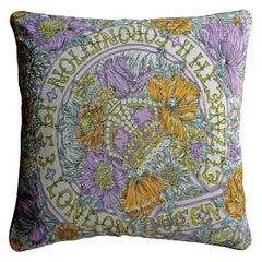 Vintage Cushions 'Queen Elizabeth II Coronation Crown' Bespoke-Made, Made in UK