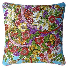 Vintage Cushions 'The Winters' Tale' Bespoke Luxury Pillow/Cushion, Made in UK