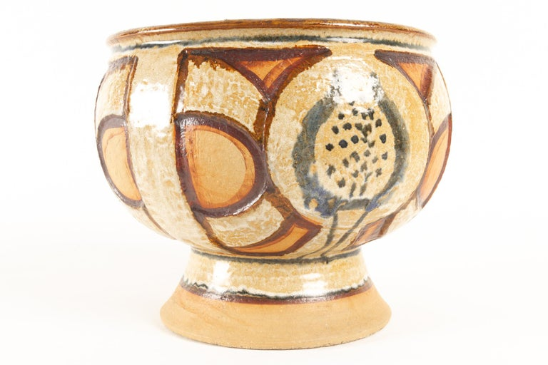 Vintage Danish Ceramic by Søholm 1960s Set of 5 For Sale 5