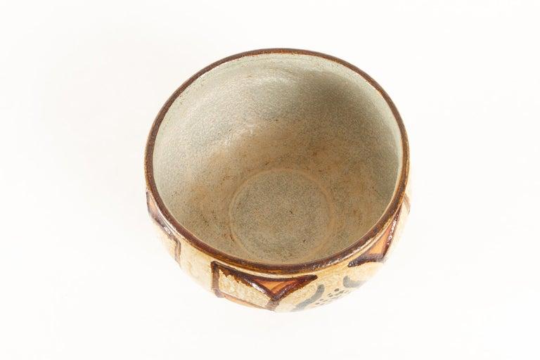 Vintage Danish Ceramic by Søholm 1960s Set of 5 For Sale 8