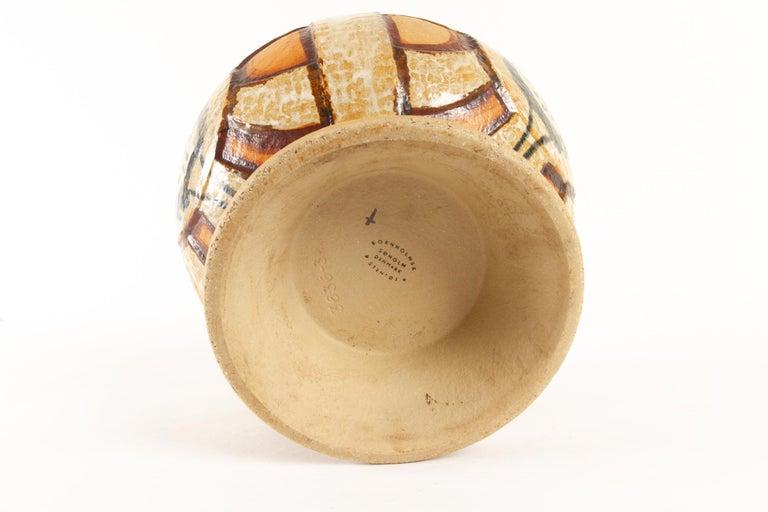 Vintage Danish Ceramic by Søholm 1960s Set of 5 For Sale 9