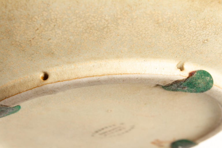 Vintage Danish Ceramic Dishes by Søholm 1960s, Set of 2 For Sale 4