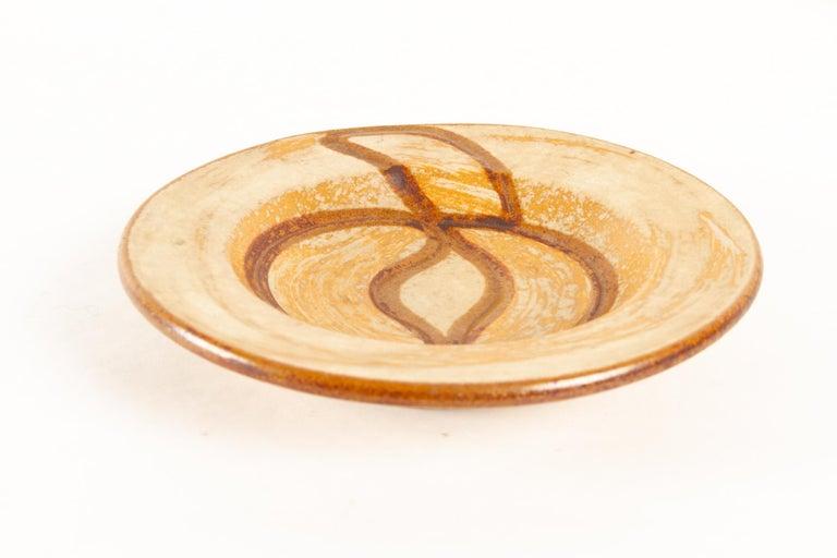 Vintage Danish Ceramic Dishes by Søholm 1960s, Set of 2 For Sale 6