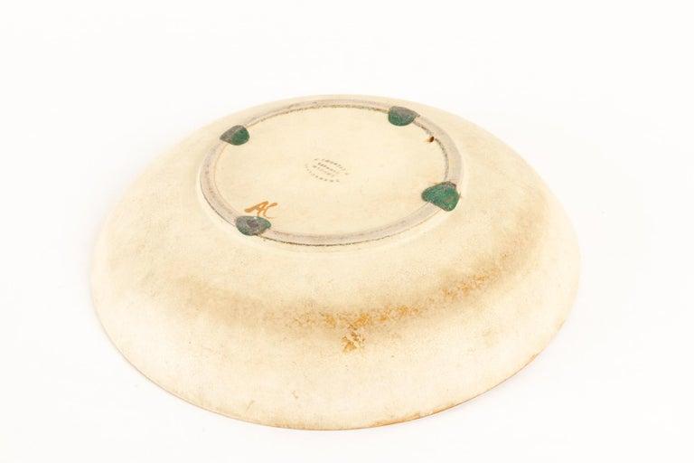 Vintage Danish Ceramic Dishes by Søholm 1960s, Set of 2 For Sale 8