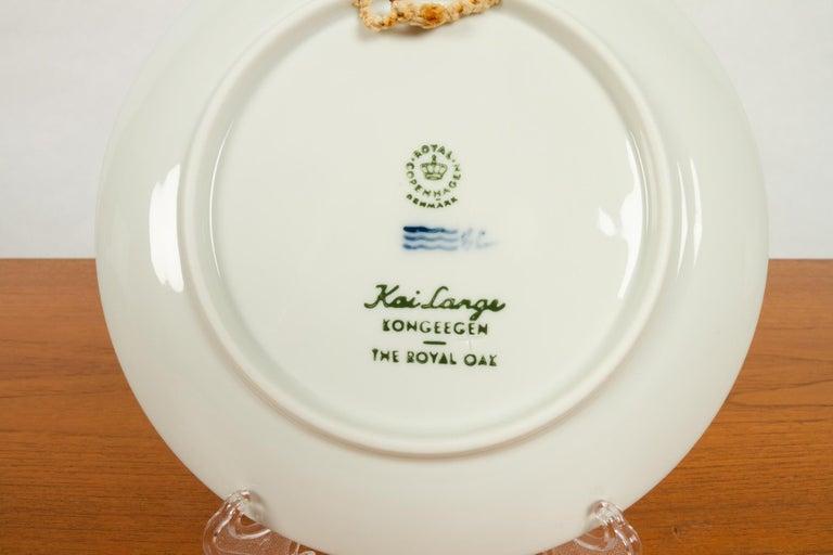Vintage Danish Christmas Plates, Set of 20 For Sale 2