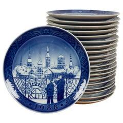 Royal Copenhagen Platters and Serveware