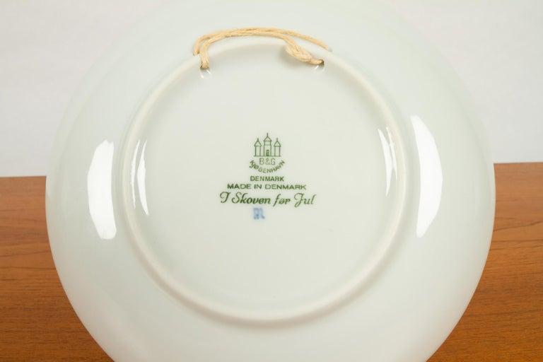 Vintage Danish Christmas Plates, Set of 23 For Sale 1