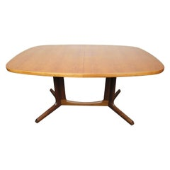 Vintage Danish Dining Table by Gudme Møbelfabrik