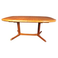 Vintage Danish Dining Table
