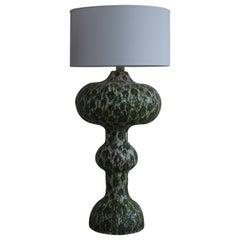 Vintage Danish Floor Lamp in Ceramic by Ole Victor, 2002