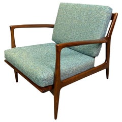 Vintage Danish Mid-Century Modern Lounge Chair by Kofod Larsen for Selig