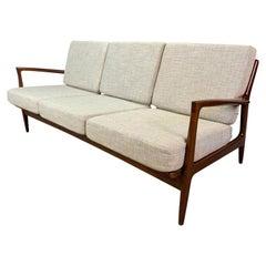 Vintage Danish Mid-Century Modern Sofa by Kofod Larsen for Selig