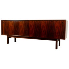 Vintage Danish Model 21 Sideboard from Omann Jun, 1960s