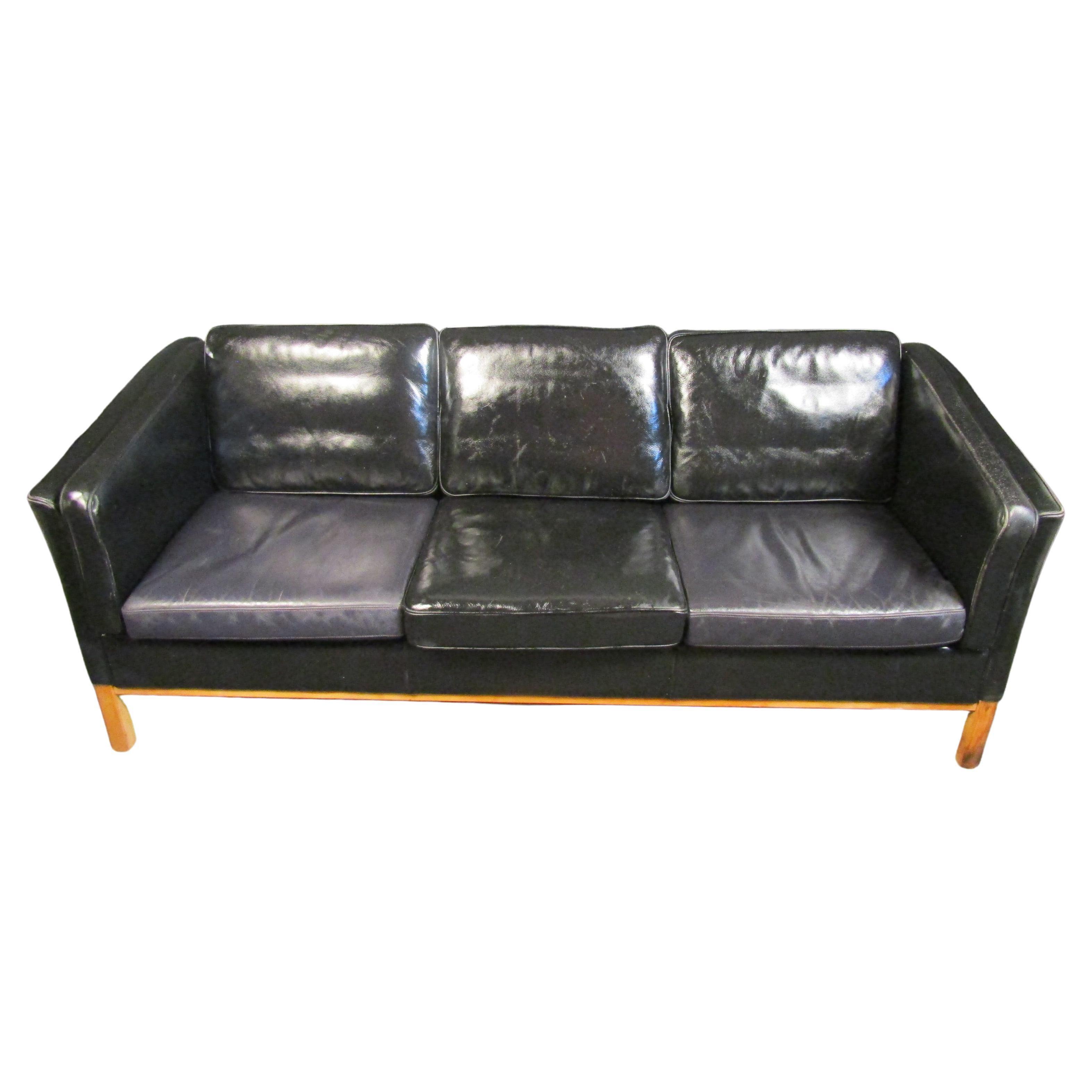 Vintage Danish Moden Stouby Sofa