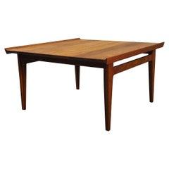 Vintage Danish Modern Finn Juhl for France & Sons Teak 535 Coffee Table