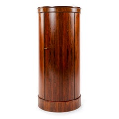 Vintage Danish Modern Rosewood Cabinet