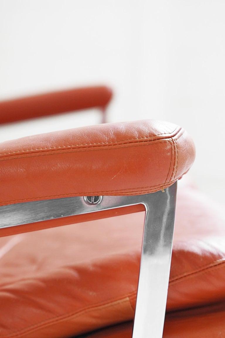 Vintage Danish Palma Sofa by Werner Langenfeld for ESA For Sale 2