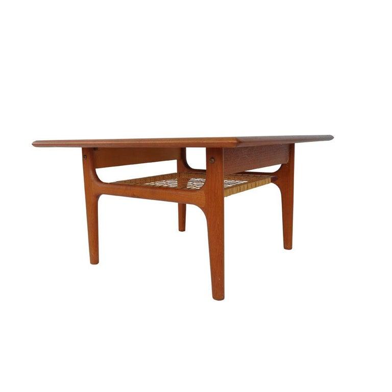 Mid-Century Modern Vintage Danish Side Table For Sale
