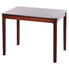 Vintage Danish Side Table Made of Rosewood, 1960s