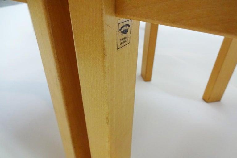 Vintage Danish String Chairs by Niels Jørgen Haugesen for Tranekaer Furniture For Sale 1