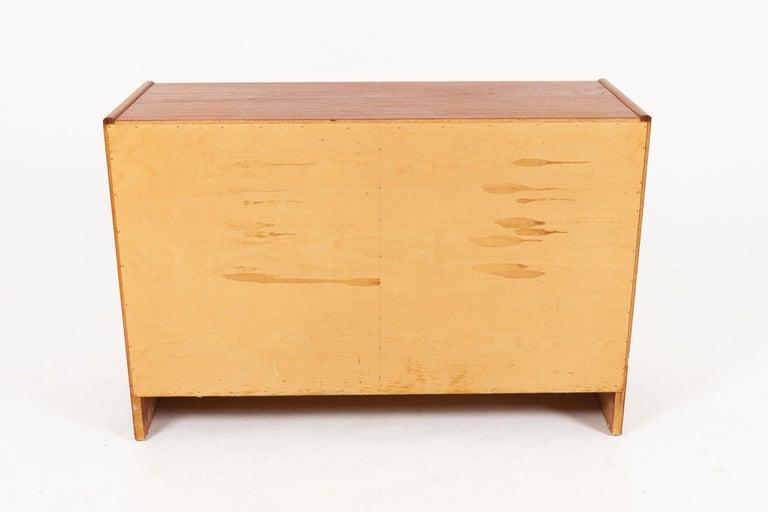 Vintage Danish Teak Cabinet 1960s For Sale 5