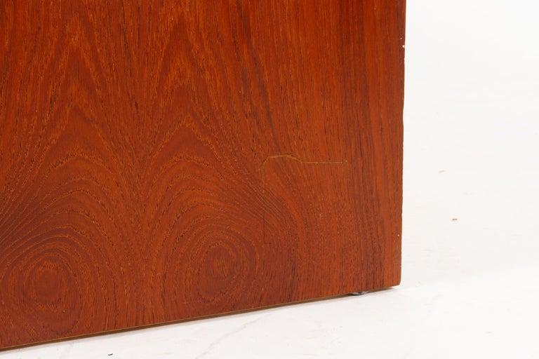 Vintage Danish Teak Cabinet 1960s For Sale 6