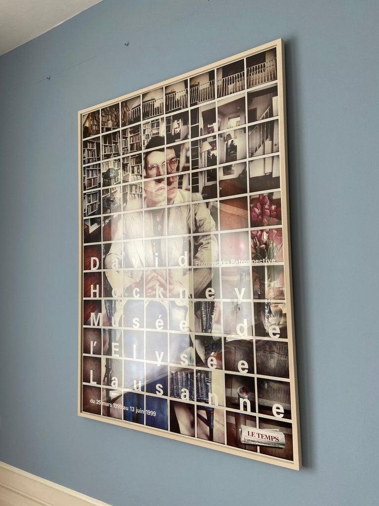 Swiss Vintage David Hockney