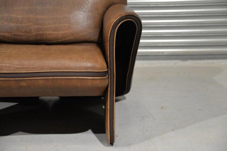 Vintage De Sede 'DS 125' Armchair Designed by Gerd Lange, Switzerland, 1978 4