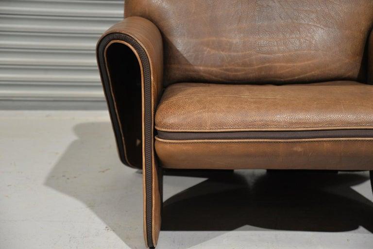 Vintage De Sede 'DS 125' Armchair Designed by Gerd Lange, Switzerland, 1978 6