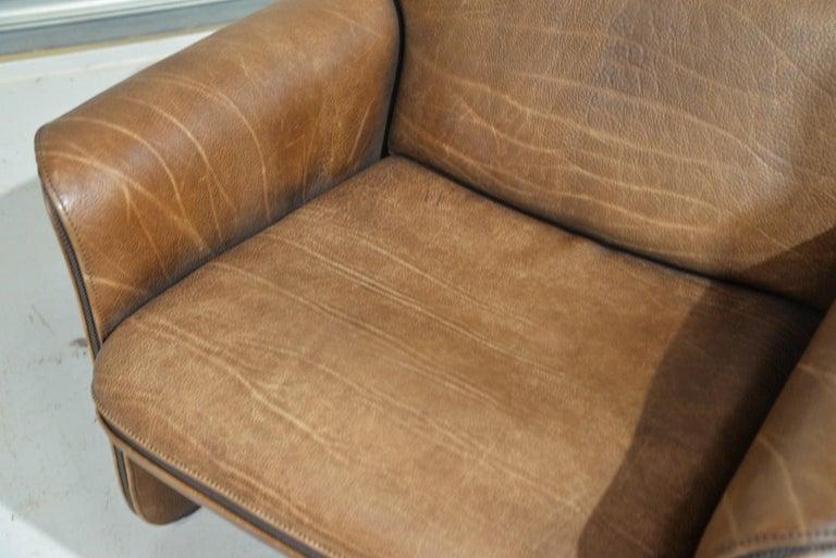 Vintage De Sede 'DS 125' Armchair Designed by Gerd Lange, Switzerland, 1978 10
