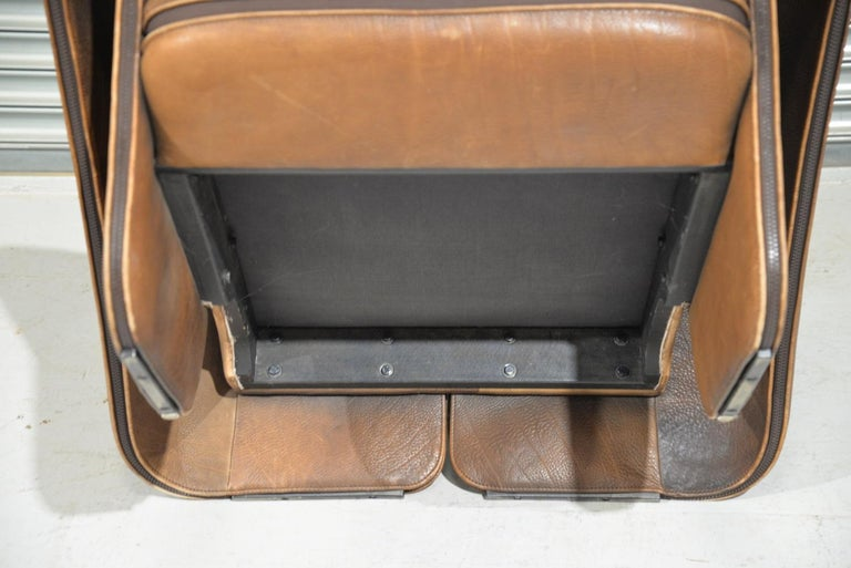 Vintage De Sede 'DS 125' Armchair Designed by Gerd Lange, Switzerland, 1978 11