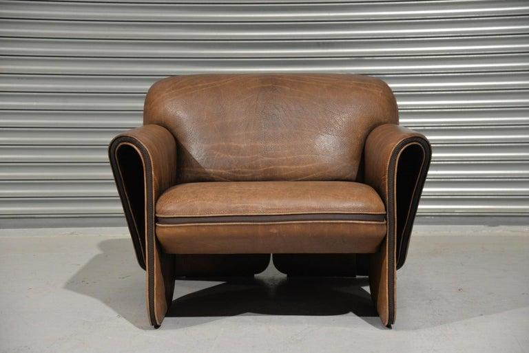 Vintage De Sede 'DS 125' Armchair Designed by Gerd Lange, Switzerland, 1978 3