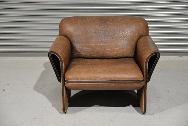 Vintage De Sede 'DS 125' Armchair Designed by Gerd Lange, Switzerland, 1978 5