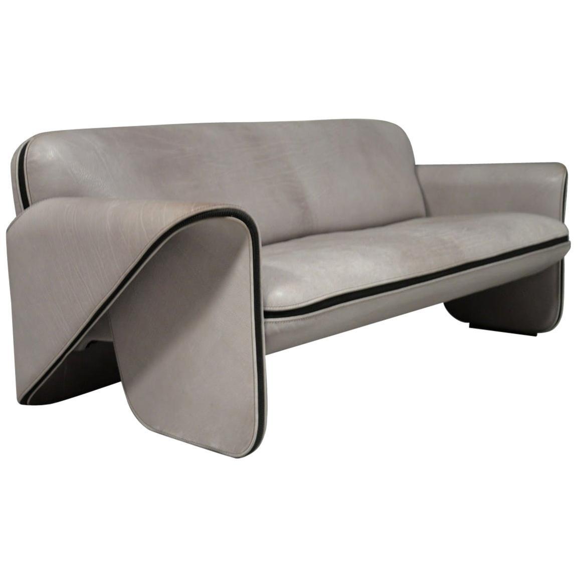 Vintage De Sede 'DS 125' Sofa Designed by Gerd Lange, Switzerland, 1978