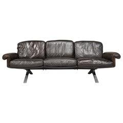 Vintage De Sede DS 31 Three-Seat Sofa, Switzerland, 1970s