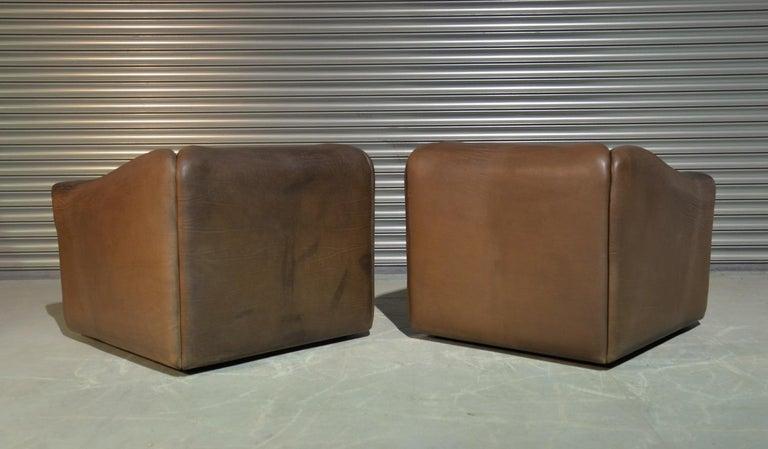Vintage De Sede DS 47 Armchairs, Switzerland, 1970s For Sale 5