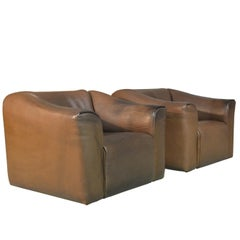 Vintage De Sede DS 47 Armchairs, Switzerland, 1970s