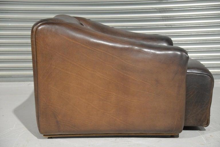 Vintage De Sede DS 47 Leather Armchair, Switzerland, 1970s 4