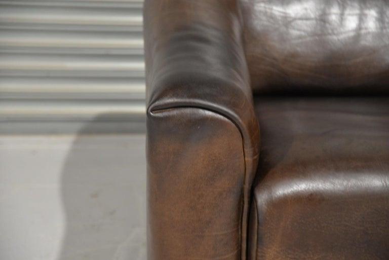 Vintage De Sede DS 47 Leather Armchair, Switzerland, 1970s 14
