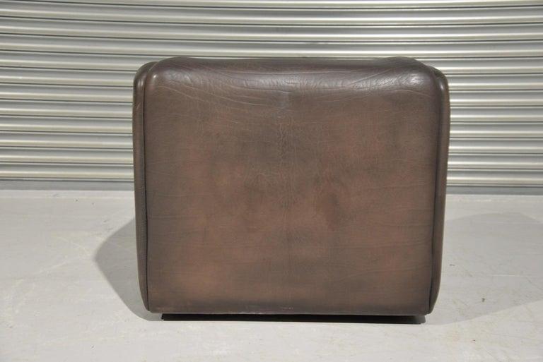 Vintage De Sede DS 47 Leather Armchair, Switzerland, 1970s For Sale 1