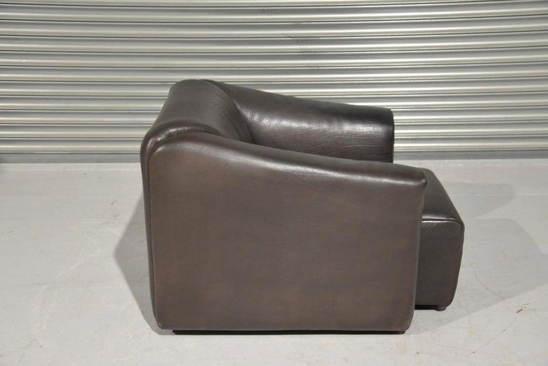 Vintage De Sede DS 47 Leather Armchair, Switzerland, 1970s For Sale 3