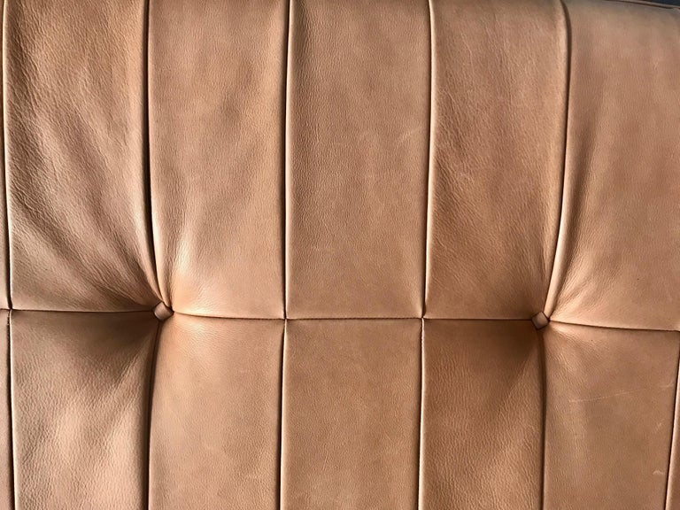 Vintage De Sede DS 80 Patchwork Leather Daybed, Switzerland, 1960s For Sale 4