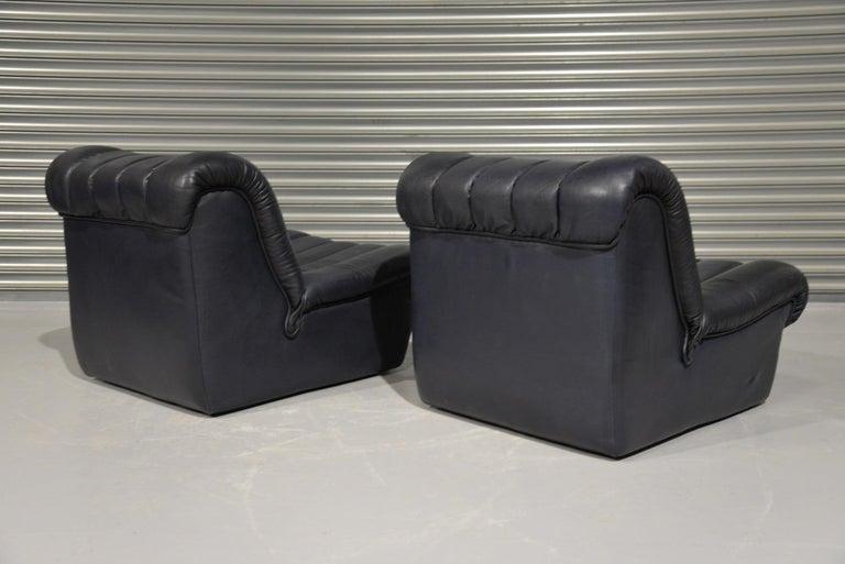 Vintage De Sede DS 85 Lounge Chairs, 1960s For Sale 3