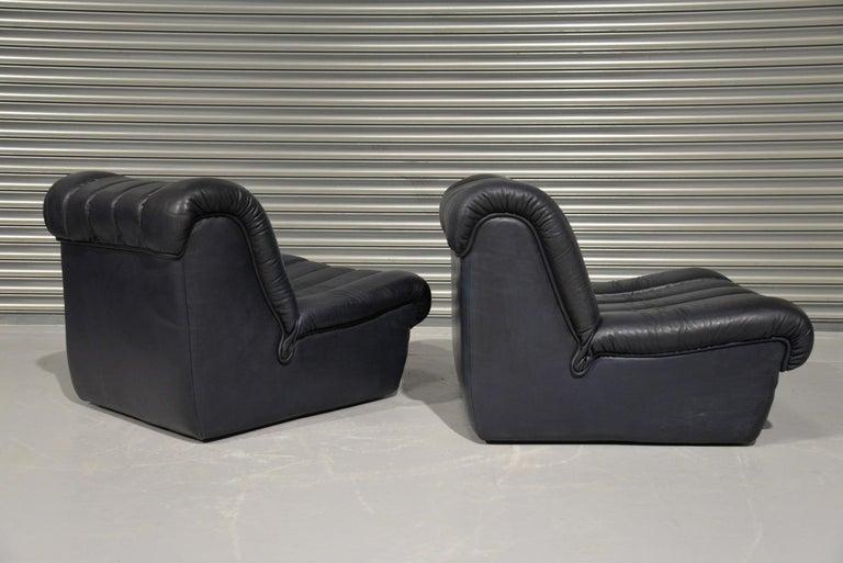 Vintage De Sede DS 85 Lounge Chairs, 1960s For Sale 4