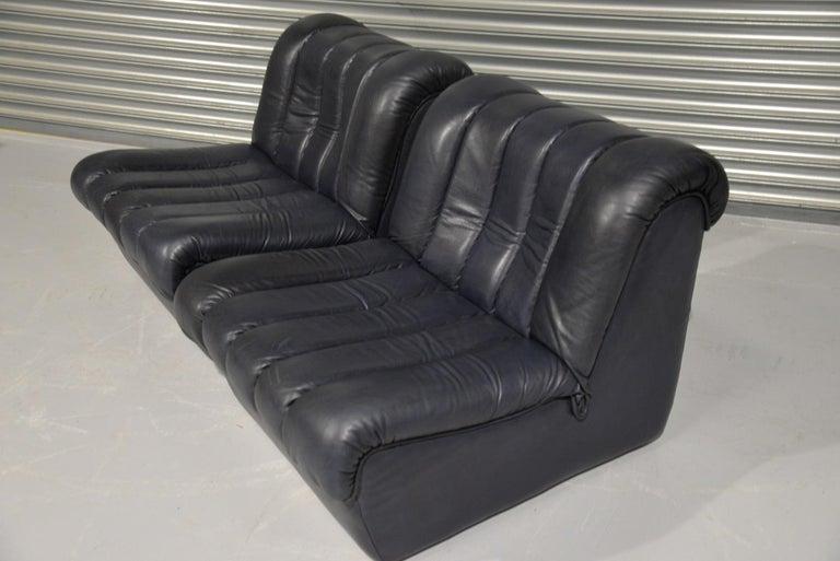 Vintage De Sede DS 85 Lounge Chairs, 1960s For Sale 5